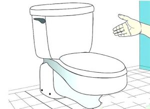 les plus fréquentes d'une fuite de toilette et comment la réparer